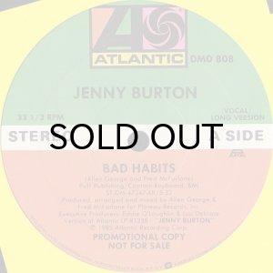 画像1: JENNY BURTON / BAD HABITS (12) (1)