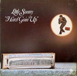 画像1: LITTLE SONNY / HARD GOING UP (1)