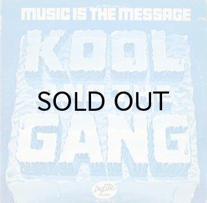 画像1: KOOL & THE GANG / MUSIC IS THE MESSAGE (1)