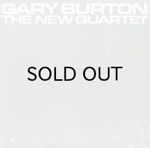 画像1: GARY BURTON / THE NEW QUARTET (1)