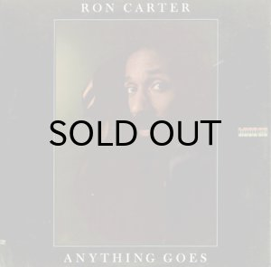 画像1: RON CARTER / ANYTHING GOES (LP) (1)
