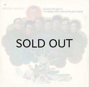 画像1: CHARLES WRIGHT & THE WATTS 103RD STREET RHYTHM BAND / EXPRESS YOURSELF (LP) (1)