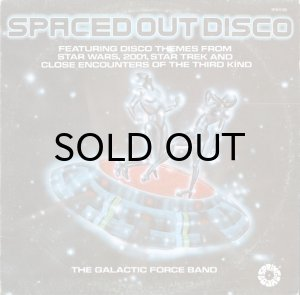 画像1: THE GALACTIC FORCE BAND / SPACED OUT DISCO (1)