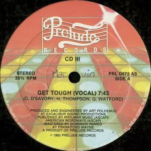 画像1: CD III / GET TOUGH (1)