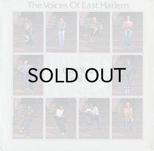 画像1: THE VOICES OF EAST HARLEM / CAN YOU FEEL IT (1)