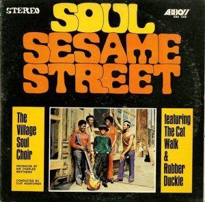 画像1: THE VILLAGE SOUL CHOIR / SOUL SESAME STREET (1)