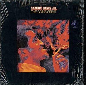 画像1: SAMMY DAVIS JR. / THE GOIN'S GREAT (1)