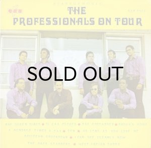 画像1: JESUS ACOSTA AND THE PROFESSIONALS / THE PROFESSIONALS ON TOUR (1)