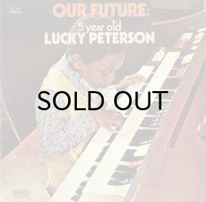 画像1: LUCKY PETERSON / OUR FUTURE (1)