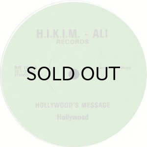 画像1: HOLLYWOOD / HOLLYWOOD'S MESSAGE (1)