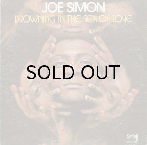 画像1: JOE SIMON / DROWNING IN THE SEA OF LOVE (1)