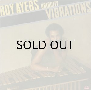 画像1: ROY AYERS UBIQUITY / VIBRATIONS (LP) (1)
