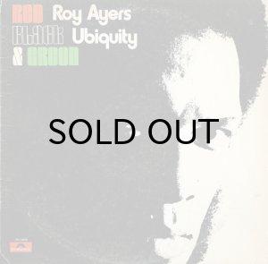画像1: ROY AYERS UBIQUITY / RED, BLACK & GREEN (1)