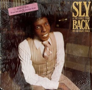 画像1: SLY & THE FAMILY STONE / BACK ON THE RIGHT TRACK (1)
