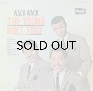 画像1: THE YOUNG HOLT TRIO / WACK WACK (LP) (1)