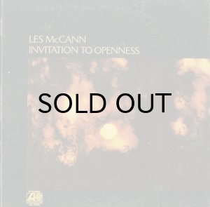 画像1: LES McCANN / INVITATION TO OPENNESS (1)