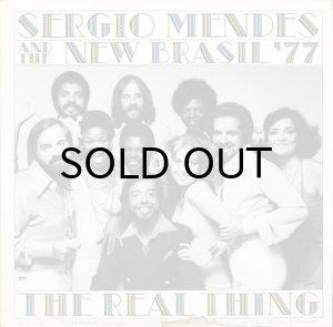 画像1: SERGIO MENDES AND THE NEW BRASIL '77 / THE REAL THING (12) (1)