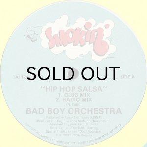 画像1: BAD BOY ORCHESTRA / HIP HOP SALSA (1)