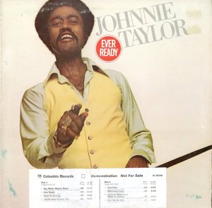 画像1: JOHNNIE TAYLOR / EVER READY (LP) (1)