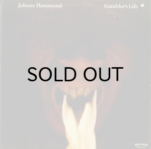画像1: JOHNNY HAMMOND / GAMBLER'S LIFE (LP) (1)