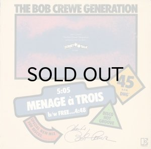 画像1: THE BOB CREWE GENERATION / MENAGE A TROIS (12) (1)