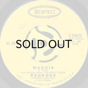 画像1: REDBONE / MAGGIE (45's) (1)