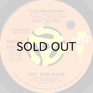 画像1: THE BAR-KAYS / COLDBLOODED (45's) (1)
