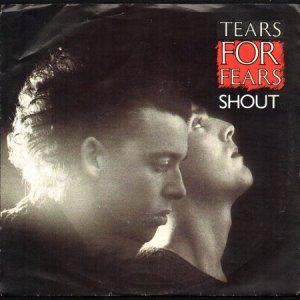 画像1: TEARS FOR FEARS / SHOUT (45's) (1)
