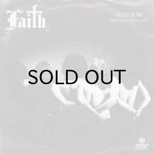 画像1: FAITH / FREEDOM (45's) (1)