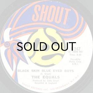 画像1: THE EQUALS / BLACK SKIN BLUE EYED BOYS (45's) (1)