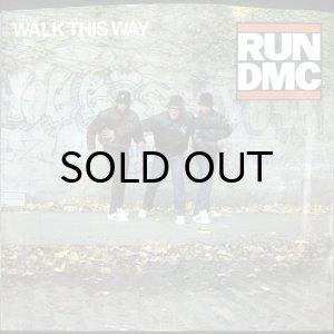 画像1: RUN-D.M.C. / WALK THIS WAY b/w KING OF ROCK (45's) (1)