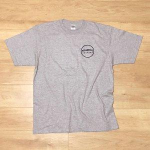 画像1: BREAKWELL RECORDS オリジナルTシャツ (丸ロゴ) (1)