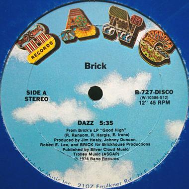 Brick Dazz Breakwell Records