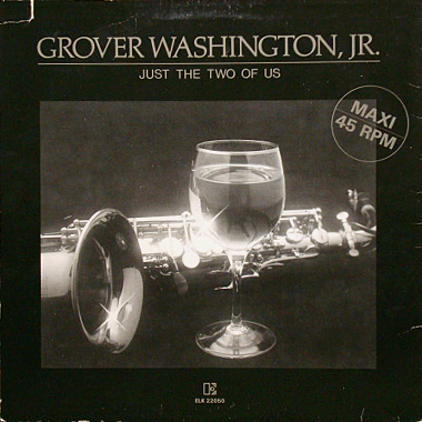 grover washington jr just the two of us 12 breakwell records. Black Bedroom Furniture Sets. Home Design Ideas