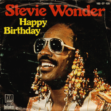 Stevie Wonder Happy Birthday 45 S Breakwell Records Make Your Own Beautiful  HD Wallpapers, Images Over 1000+ [ralydesign.ml]