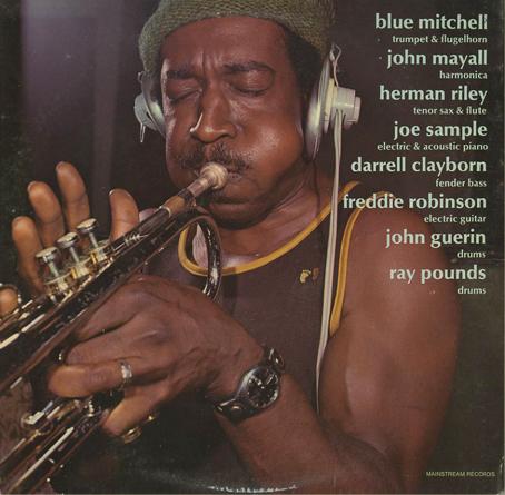 BLUE MITCHELL / BLUES' BLUES (...