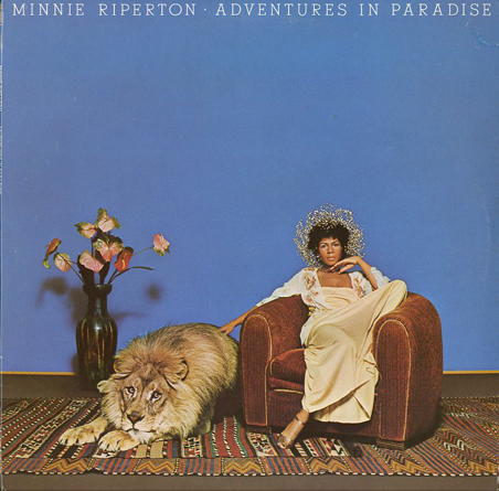 Minnie Riperton Adventures In Paradise Breakwell Records