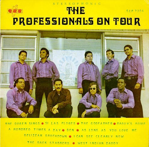 jesus acosta and the professionals the professionals on tour